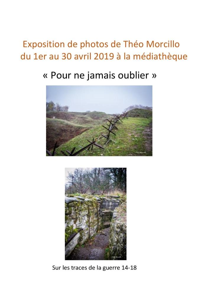 Exposition de photos de Théo Morcillo du 1er au 30 avril 2019 à la médiathèque-page-001