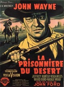 affiche La_Prisonniere_du_desert