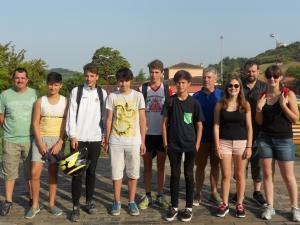 Chantier jeunes 2015 - Groupe du 06 au 10 juillet