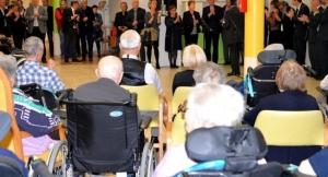 Inauguration maison de retraite