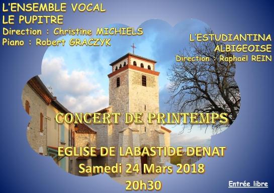 Affiche Labastide